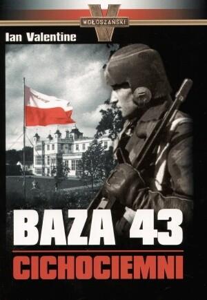 Okładka książki Baza 43 Cichociemni