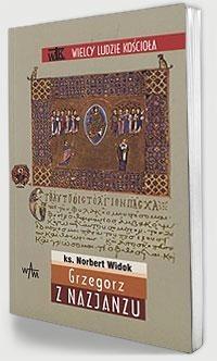 Okładka książki Grzegorz z Nazjanzu
