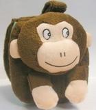 Okładka książki Małpka. Czytanka-przytulanka