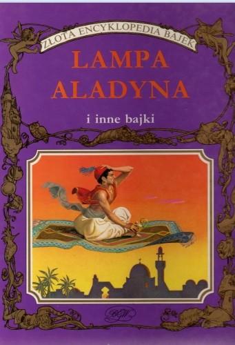Okładka książki Lampa Aladyna