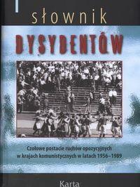 Okładka książki Słownik Dysydentów tom 1