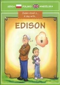 Okładka książki Jeden dzień z Edison