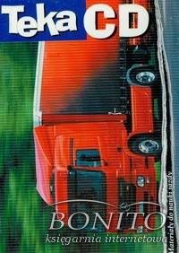 Okładka książki Teka CD Materiały do nauki jazdy + CD