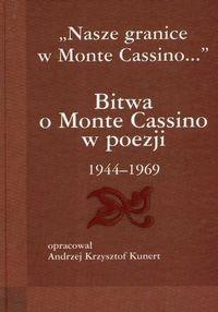 Okładka książki Bitwa O Monte Cassino W Poezji 1944-1969 Tw