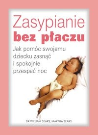 Okładka książki Zasypianie bez płaczu