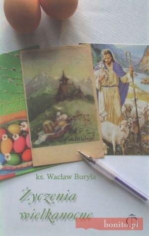 Okładka książki Życzenia Wielkanocne