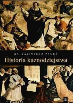Okładka książki Historia kaznodziejstwa