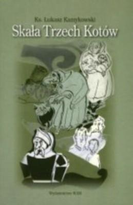 Okładka książki Skała Trzech Kotów