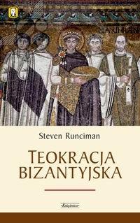 Okładka książki Teokracja bizantyjska