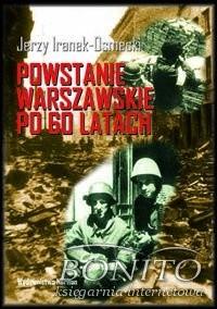 Okładka książki Powstanie Warszawskie po 60 latach