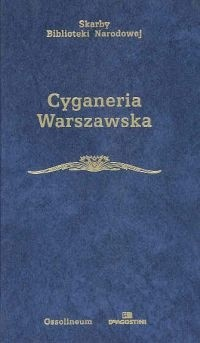 Okładka książki Cyganeria warszawska