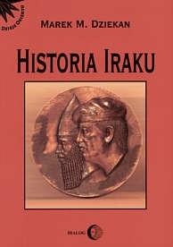 Okładka książki Historia Iraku