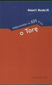 Okładka książki Odpowiedzi na 101 pytań o Torę