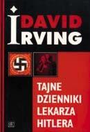 Okładka książki Tajne dzienniki lekarza Hitlera
