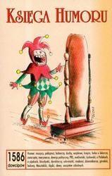 Okładka książki Ksiega humoru