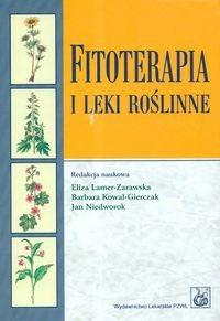 Okładka książki Fitoterapia i leki roślinne