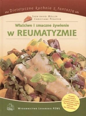 Okładka książki Właściwe i smaczne żywienie w reumatyzmie