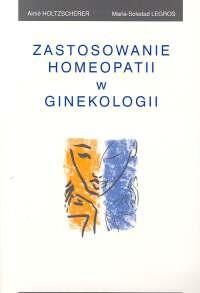 Okładka książki Zastosowanie homeopatii w ginekologii