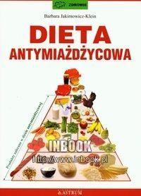 Okładka książki Dieta antymiażdżycowa