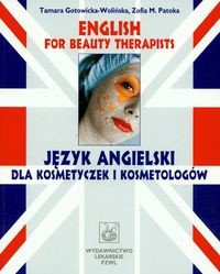Okładka książki English for beauty therapists