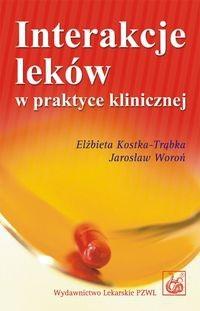 Okładka książki Interakcje leków w praktyce klinicznej
