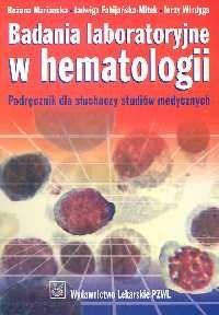 Okładka książki Badania laboratoryjne w hematologii