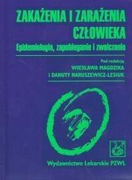 Okładka książki Zakażenia i zarażenia człowieka