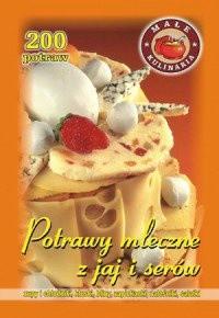 Okładka książki Potrawy mleczne z jaj i serów