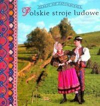 Okładka książki Polskie stroje ludowe