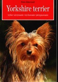 Okładka książki Yorkshire terrier