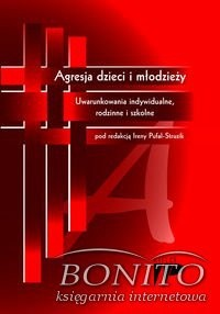Okładka książki Agresja dzieci i młodzieży