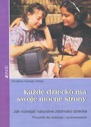 Okładka książki Każde dziecko ma swoje mocne strony
