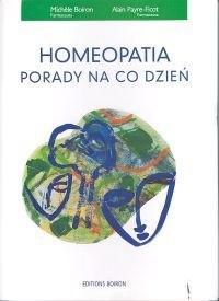 Okładka książki Homeopatia. Porady na co dzień