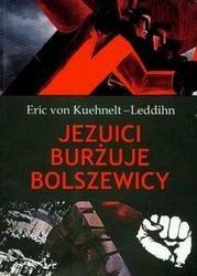 Okładka książki Jezuici burżuje bolszewicy