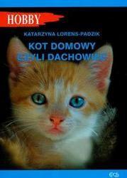 Okładka książki Kot domowy czyli dachowiec