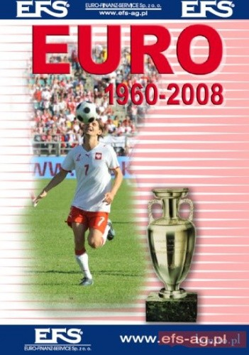 Okładka książki Euro 1960-2008
