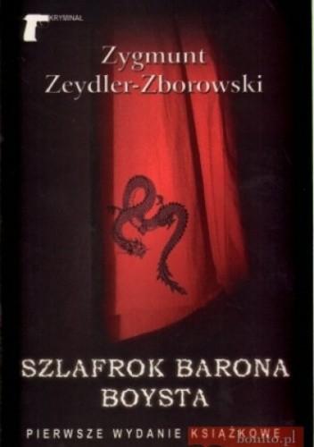 Okładka książki Szlafrok Barona Boysta