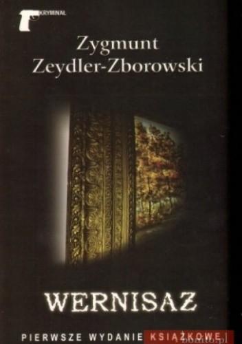 Okładka książki Wernisaż