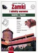 Okładka książki Zamki i obiekty warowne Warmii i Mazur. Wydanie 2