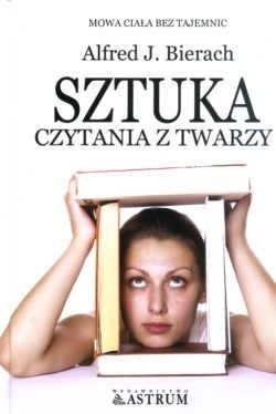 Okładka książki Sztuka czytania z twarzy