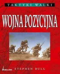 Okładka książki Wojna pozycyjna