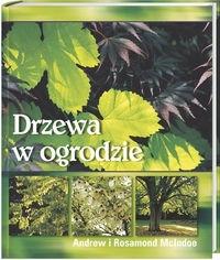 Okładka książki Drzewa w ogrodzie