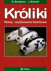Okładka książki Króliki Reksy. Użytkowanie futerkowe