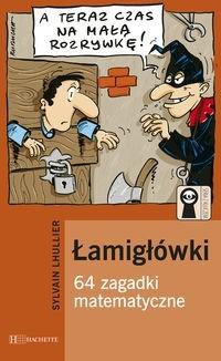Okładka książki łamigłówki 64 zagadki matematyczne - Lhullier Sylvain