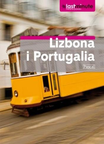 Okładka książki Lizbona i Portugalia. Last minute