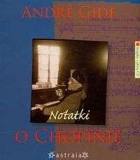 Okładka książki Notatki o Chopinie + CD