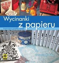 Okładka książki Wycinanki z papieru