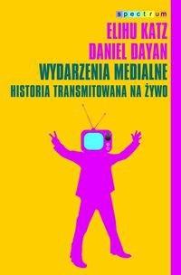 Okładka książki Wydarzenia medialne