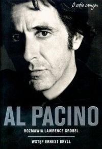 Okładka książki Al Pacino O sobie samym