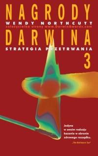 Okładka książki Nagrody Darwina 3. Strategia przetrwania